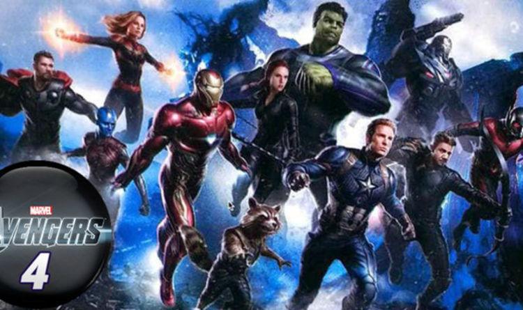 Avengers 4 Leak More Concept Art For Avengers Infinity Wars Sequel