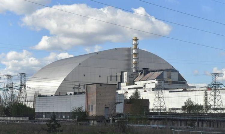 Chernobyl: The staggering amount it cost to install