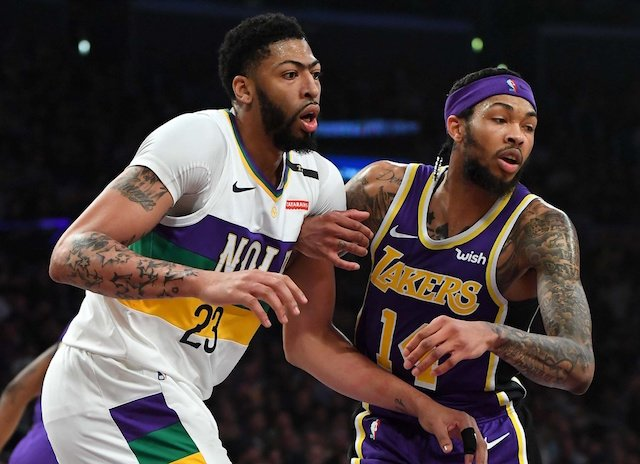 6bc31d11c35 Why Brandon Ingram s Surgery Could Change Lakers Summer Plans