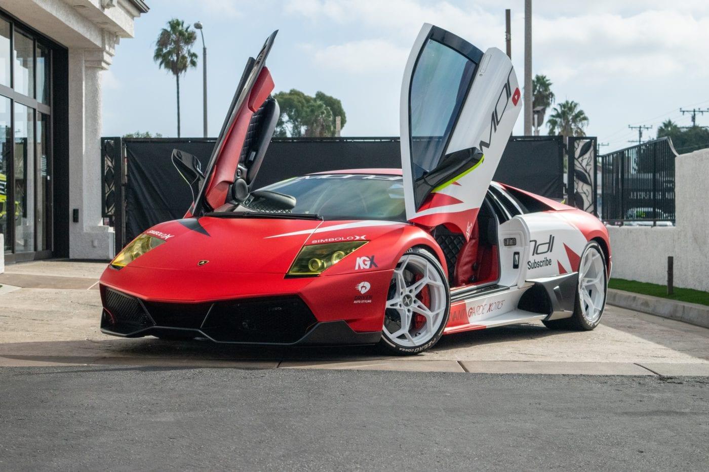 Buy YouTube Star Edmond Mondi's Lamborghini Murcielago
