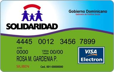 Problemas con la tarjeta de Solidaridad? Ensegundos.do - Ensegundos.do