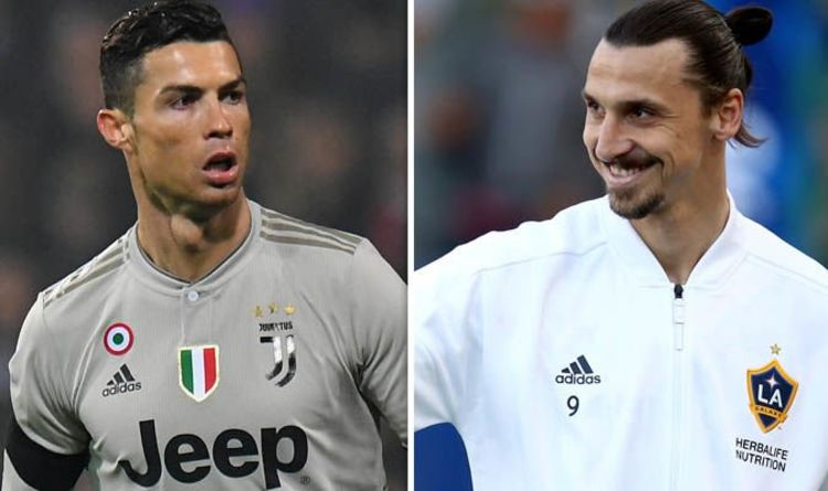 ea316c3cb Cristiano Ronaldo  Zlatan Ibrahimovic doubles down with criticism of Real  Madrid transfer