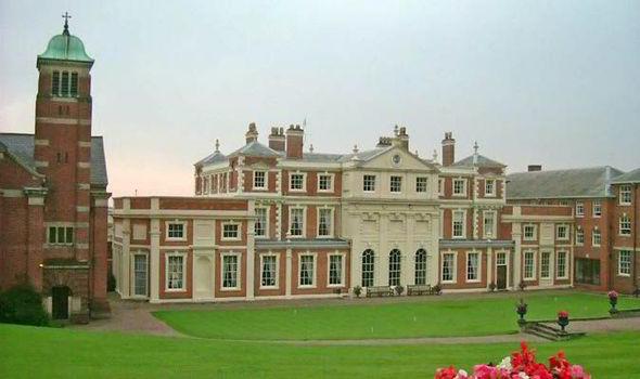 Hawkstone Hall Boasts 64 Bedrooms