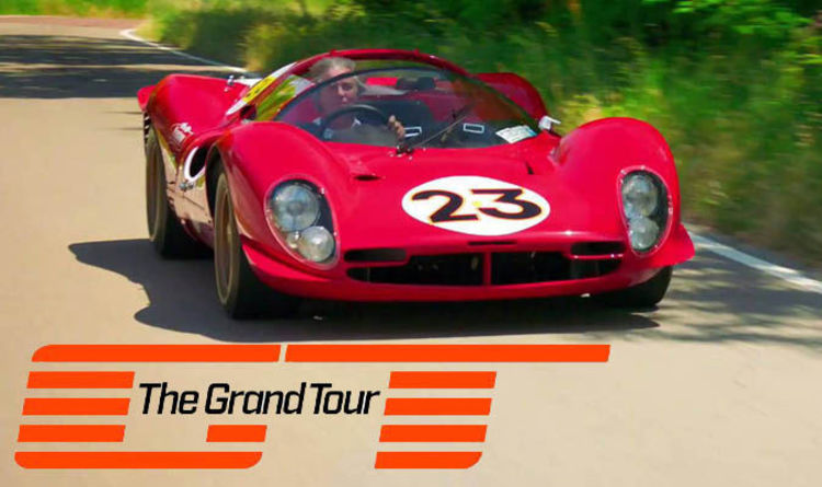The Grand Tour Episode  What Cars Jeremy Clarkson And Co Are Driving This Week Express Co Uk
