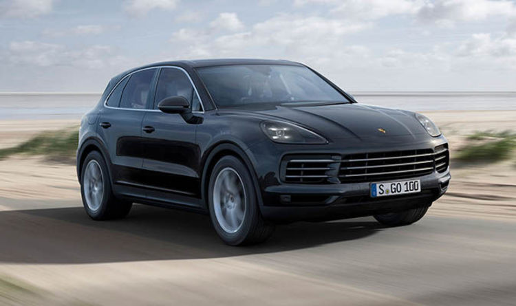 New Porsche Cayenne 2018 Uk Price Specs Release Dates And Pictures Revealed Express Co Uk