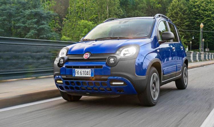 Fiat Panda 2017 >> Fiat Panda City Cross 2017 New Car Is A Budget Crossover