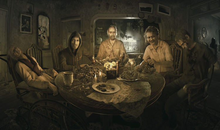 Resident Evil 7 Nintendo Switch Update Capcom Reveals New Console Plans Gaming Entertainment Express Co Uk
