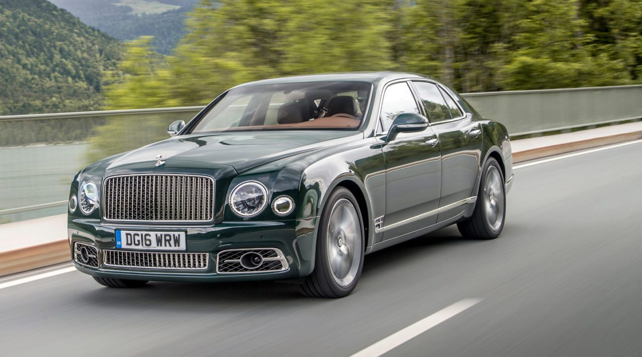 2018 Bentley Mulsanne Speed Specs Price Review