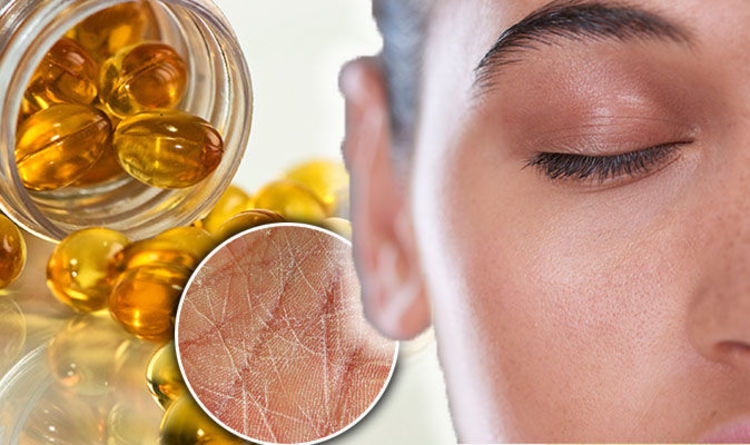 oil supplements for skin