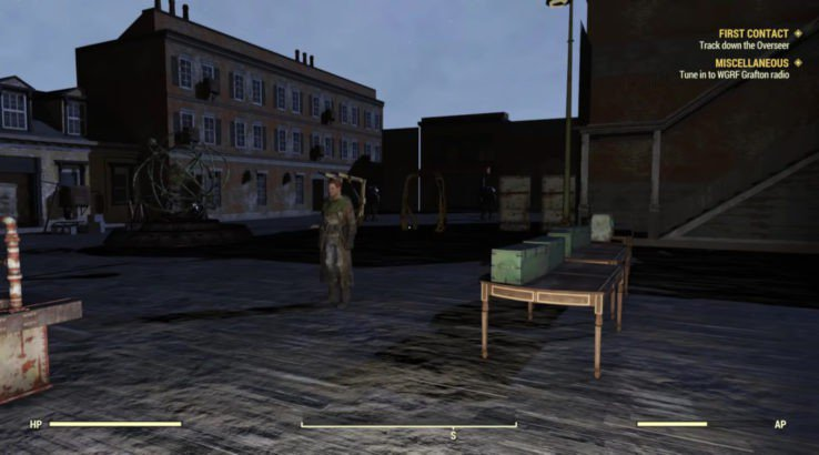 Fallout 76 News Chat