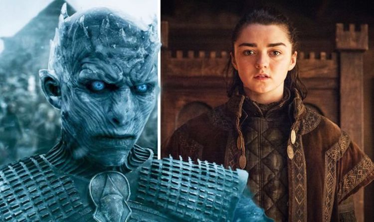 who killed the night king on game of thrones
