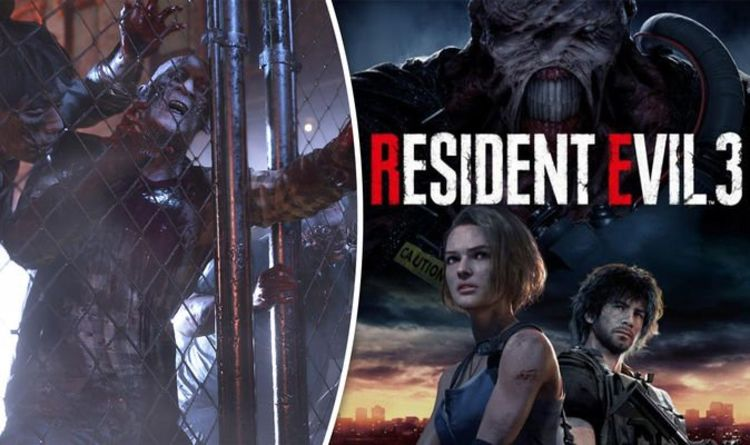 Resident Evil 3 Remake Release Date Latest Capcom Angers Fans With Controversial Plans Gaming Entertainment Express Co Uk