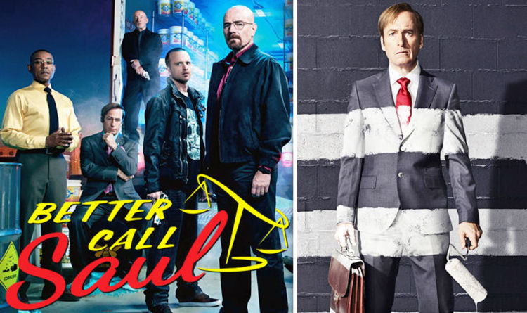 Better Call Saul season 4 news Set photo CONFIRMS return of 4 ...