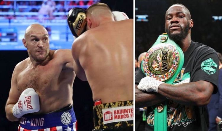 c463d3af36 Boxing news: Deontay Wilder finally gives verdict after Tyson Fury ...