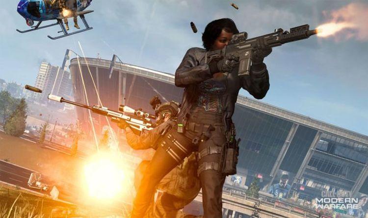 Call Of Duty Warzone Season 5 When Is Warzone Season 5 Coming Out Season 4 Ending Gaming Entertainment Express Co Uk