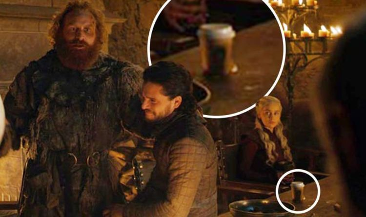Game Of CupWhich Thrones Scene Starbucks Coffee Featured The MqSUzVp