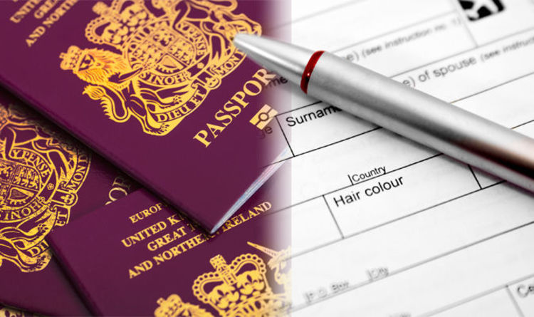 Uk Passport Renewal Who Can Countersign Your Application Form And