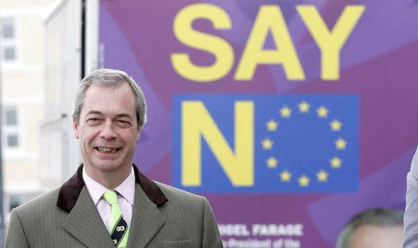 Image result for nigel farage brexit