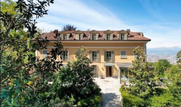 Cristiano Ronaldo To Juventus: Check Out Ronaldou0027s NEW HOUSE In Turin |  Football | Sport | Express.co.uk