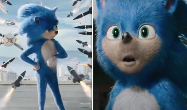 Sonic The Hedgehog movie trailer SLAMMED by fans for THIS reason