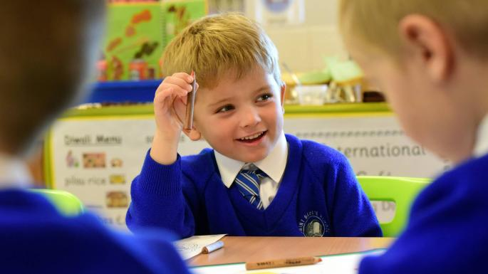Primary school league tables show Sat results are on the