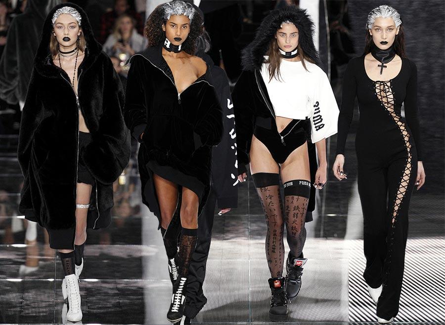 Fenty x Puma by Rihanna Fall 2016 NYFW Fashionisers ?  Fashionisers?