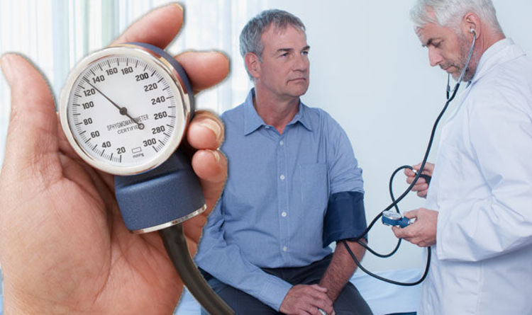 does high blood pressure make you dizzy