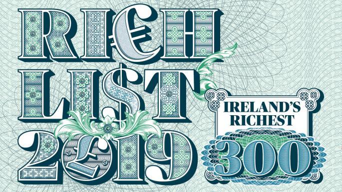 The Sunday Times Irish Rich List 2019: the richest 300