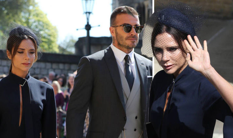 Royal Wedding Live Stream Victoria Beckham Arrival Blasted By Dermot O Leary Tv Radio Showbiz Express Co Uk