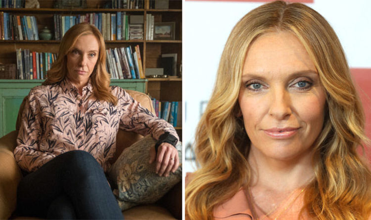 Wanderlust on BBC: Toni Collette pleased to act out 'first' female orgasm  on broadcaster
