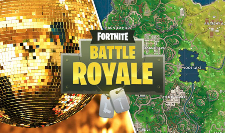 fortnite dance floor locations where are dance floors for week 8 challenge - places to dance in fortnite