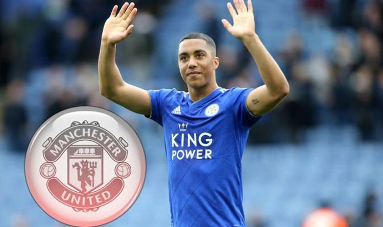 5f405bdf569 Man Utd transfer news  Leicester ace Youri Tielemans responds to Old  Trafford rumours
