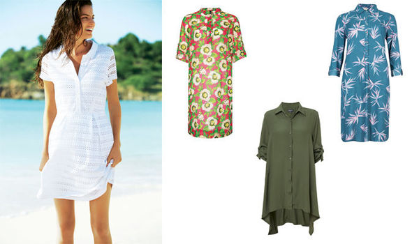 Marc Cain Dorothy Perkins And Next The 10 Of Best Shirt Dresses For Summer