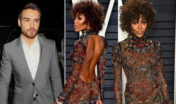 266e88a81a8 Naomi Campbell shows Liam Payne what he s missing at Oscars 2019 after   mind-blowing  sex