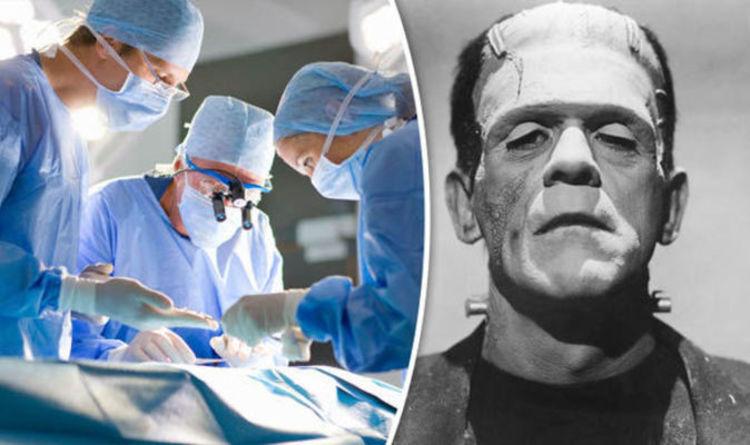 HUMAN HEAD TRANSPLANT: World's first proceedure