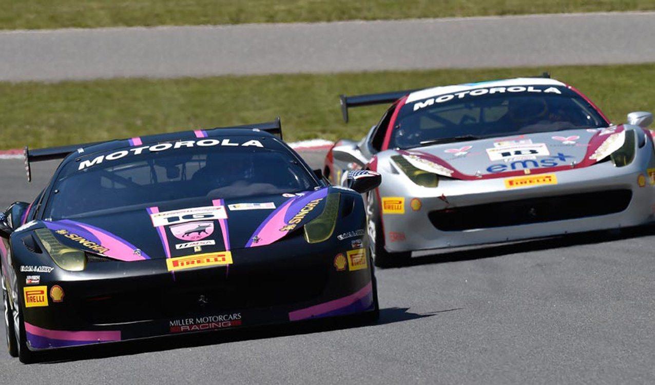 Why You Should Buy A Ferrari Challenge Car