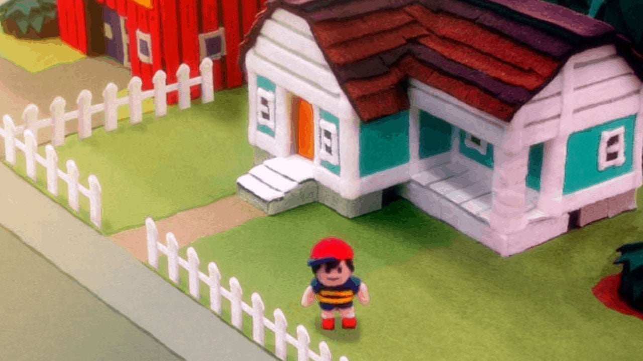 There Could Have Been A GameCube EarthBound | CGMagazine