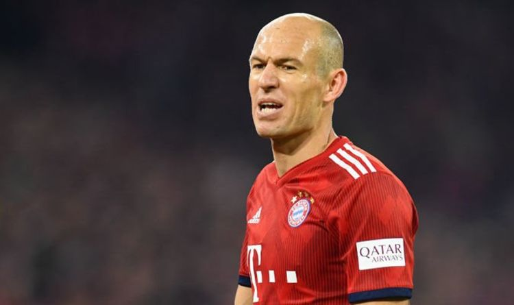e148b0944 Liverpool news  Bayern Munich star Arjen Robben makes  worst possible  Reds  admission