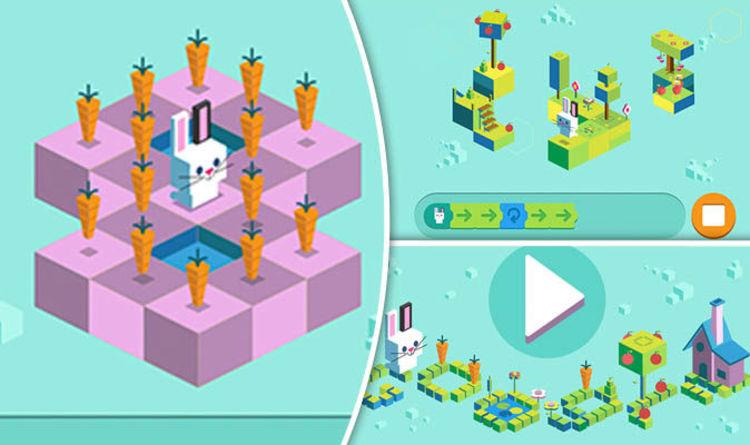 Doodle de Google per aprendre a programar