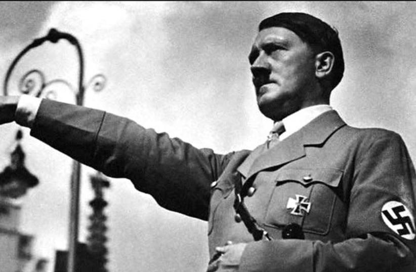 Hitler leszokott a dohányzásról)