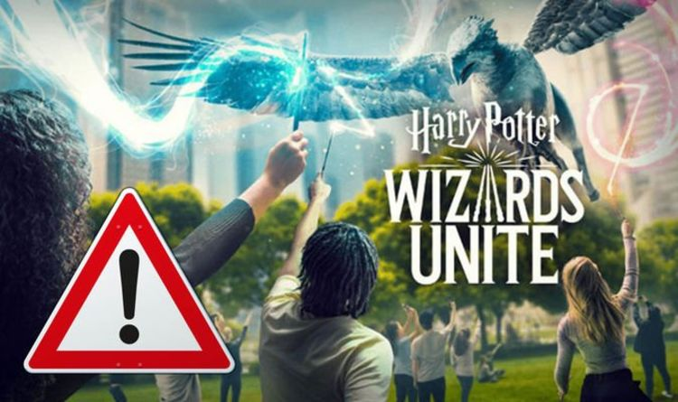 Harry Potter Wizards Unite APK WARNING: Make sure you're aware of