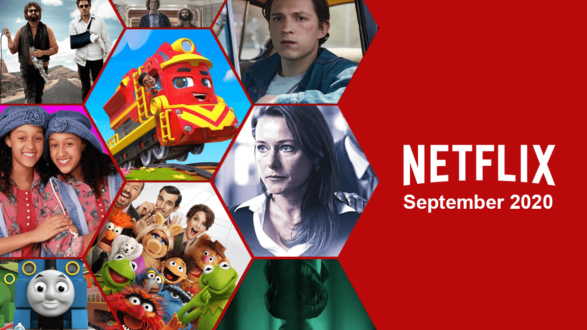 What's Coming to Netflix in September 2020 - What's on Netflix
