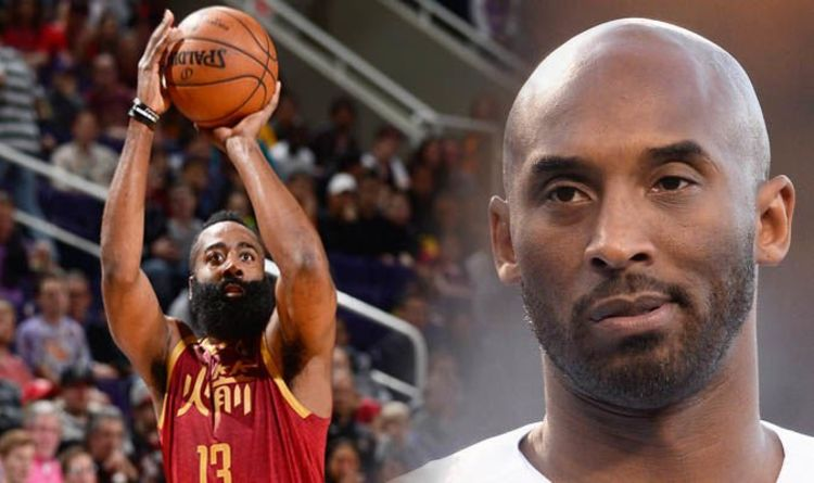 James Harden  Rockets star reacts to Kobe Bryant s SCATHING criticism 14e57571d