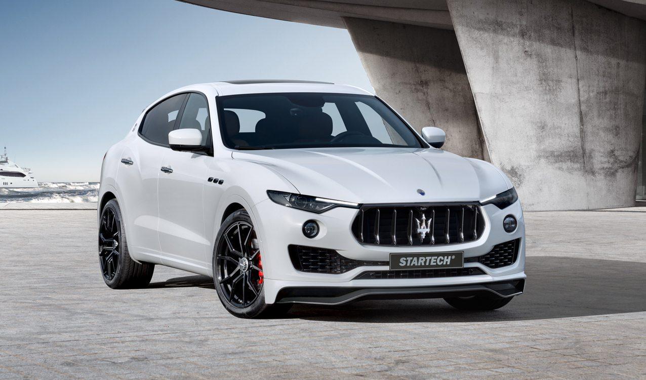 2017 Startech Maserati Levante True Refinement