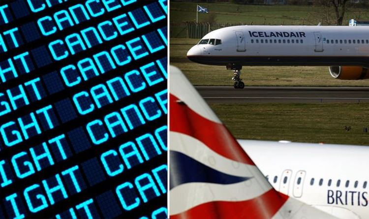 Glasgow and Aberdeen Airport strike: Passengers face travel chaos