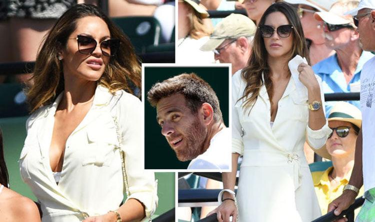 Uploaded by Sports Gallery 4UJuan Martín Del Potro Girlfriend vs Rafael Nadal Wife Xisca Perelló 2018 https:// youtu.be.