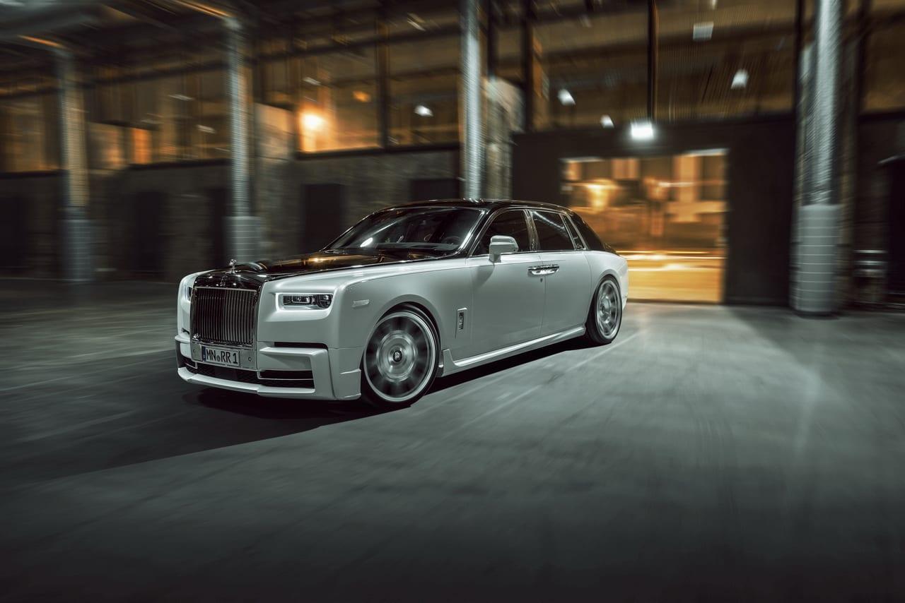 2020 Rolls Royce Phantom By Spofec Is Classy Fast