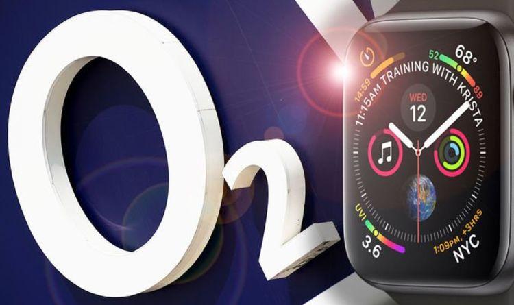 Apple Watch now available on O2 Custom