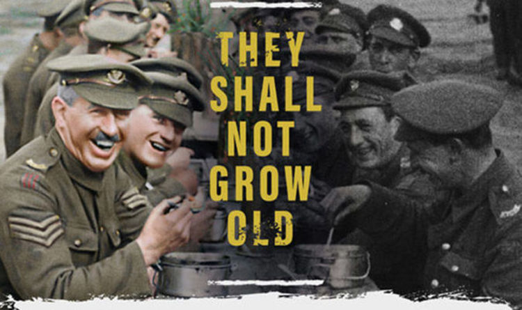 Image result for peter jackson they shall not grow old