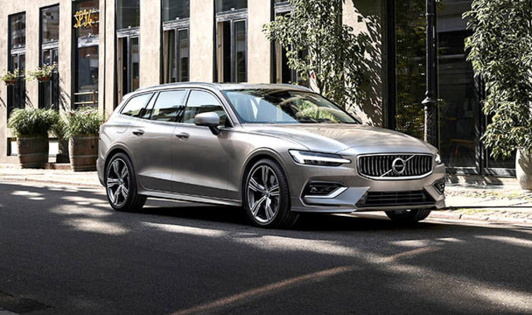 Volvo V60 Estate 2018 Revealed Uk Price Specs And Pictures Cars Life Style Express Co